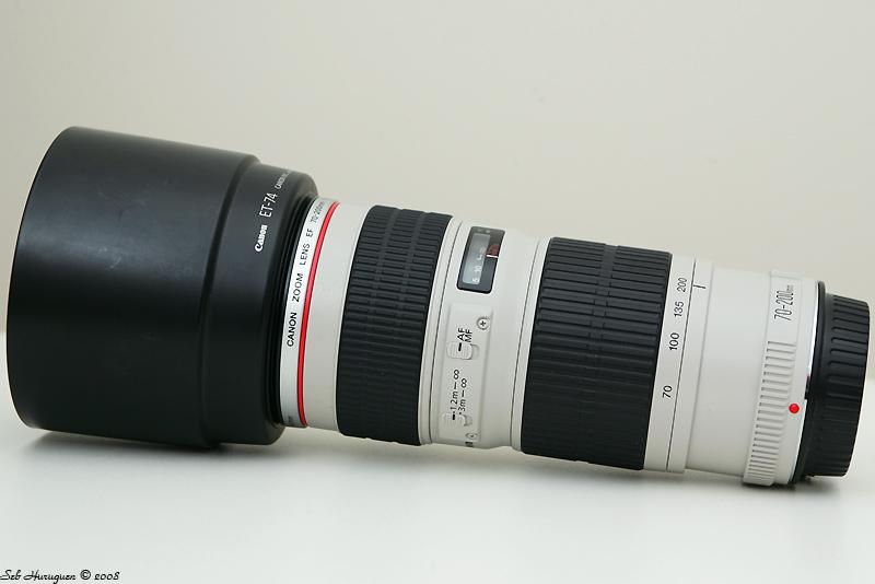 canon ef 70-200mm f4 L USM F/4